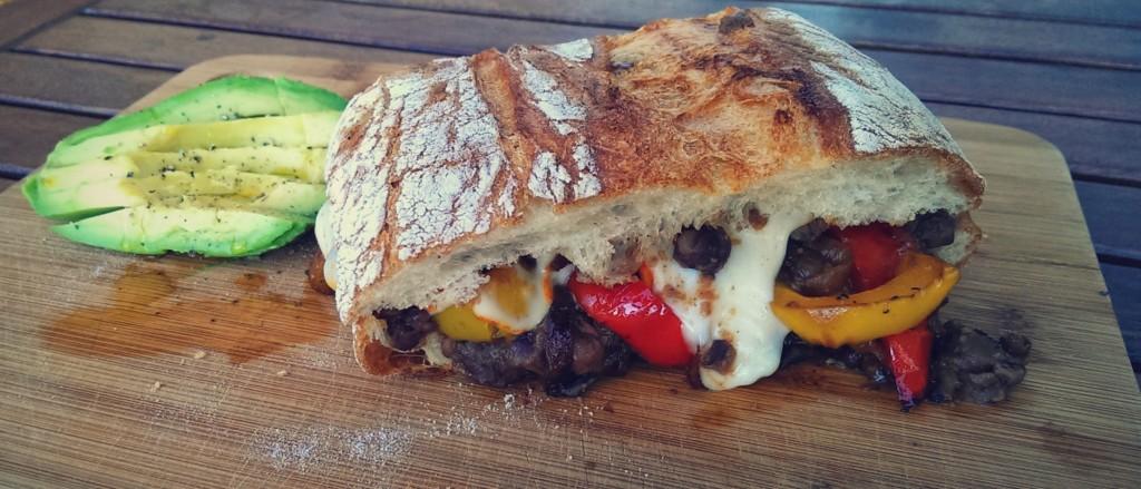 Pepito Sandwich
