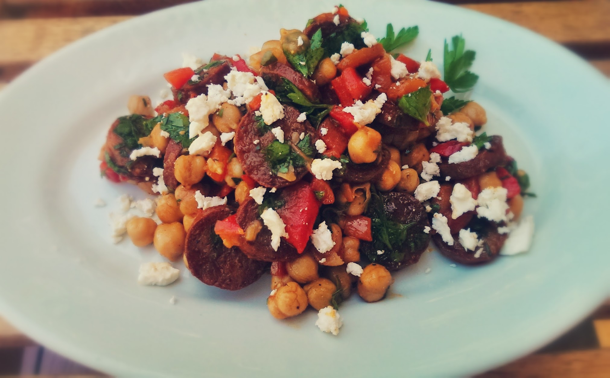 Whole Foods Chickpea Grill